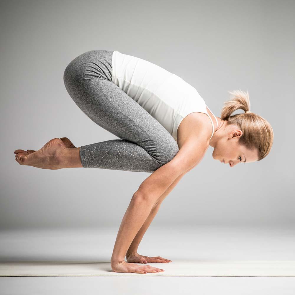 hatha yoga uebungen